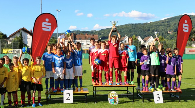 D Junioren gewinnen Turnier in Oberkirch