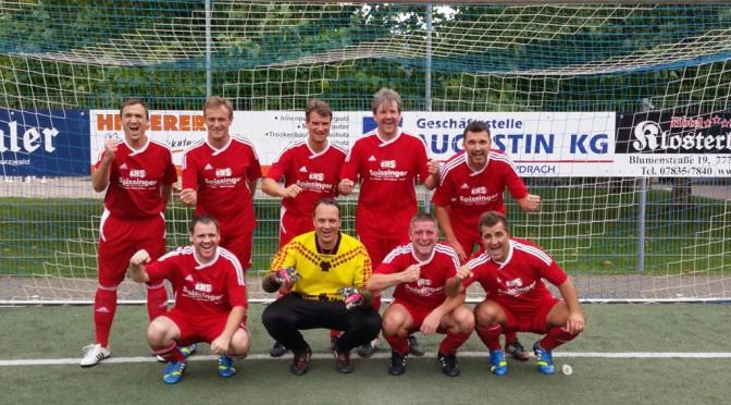 AH-Mannschaft belegt Platz 3 beim Turnier in Nordrach