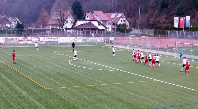 Rilli schießt Elchesheim in der 90. Minute zum 1:0 Sieg
