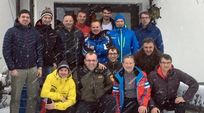 TuS Ski(Schnee)tour nach St. Anton