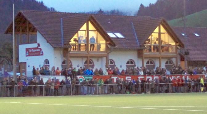 Stadelhofen gewinnt Derby in Oppenau