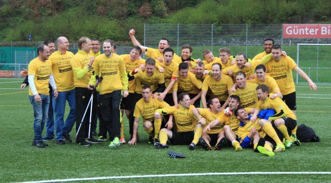 Mörsch macht in Oppenau die Meisterschaft klar