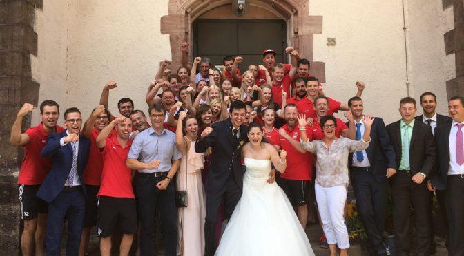 Hochzeit von Leandra und Florian