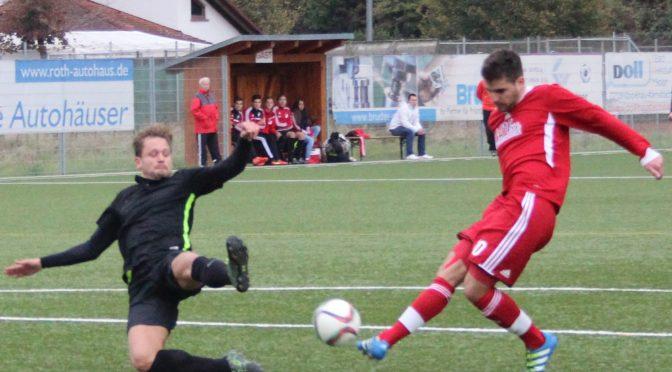 Christian Seger wird Spielertrainer beim TuS Oppenau