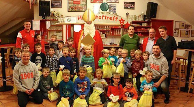 Nikolausfeier der Bambinis
