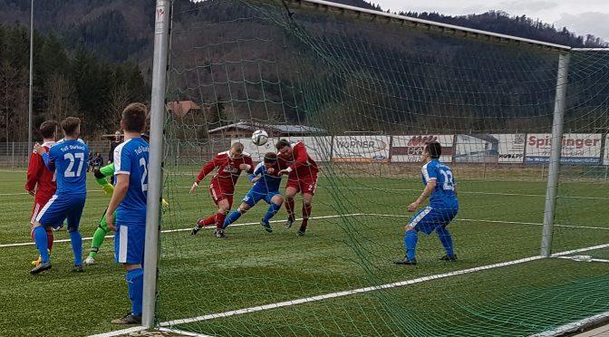 7 Tore beim Derby in Oppenau, Durbach verteidigt Tabellenführung