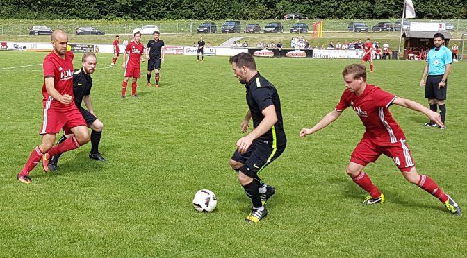 Oppenau gewinnt gegen Hausach nach Verlängerung 5:2 (2:2)