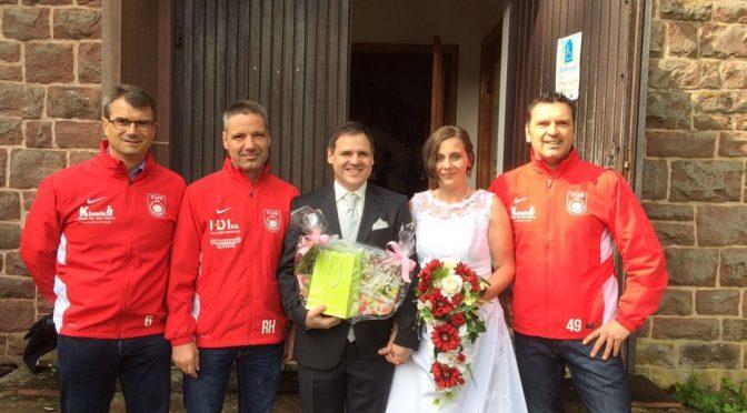 Hochzeit von Nicole und Daniel