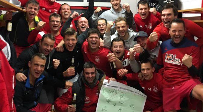 3. Mannschaft ist Herbstmeister!