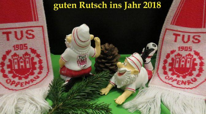 Tus Oppenau wünscht frohe Weihnachten