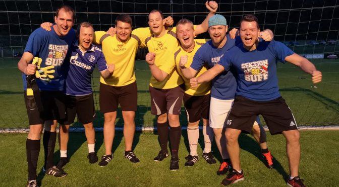 Sportfest 2018: Schalke gewinnt Elfmeterturnier