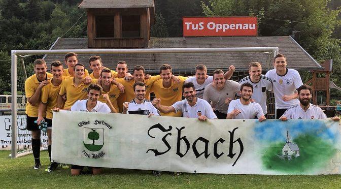 SPORTFEST 2018: IBACH-LÖCHERBERG BLEIBT DIE NUMMER 1 IN OPPENAU !