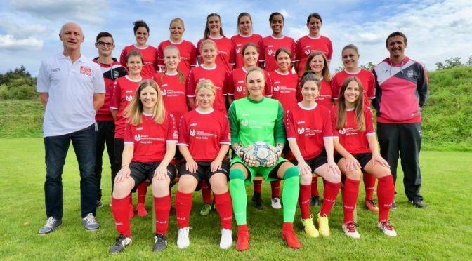 Damenmannschaft mit deutlichem Heimsieg