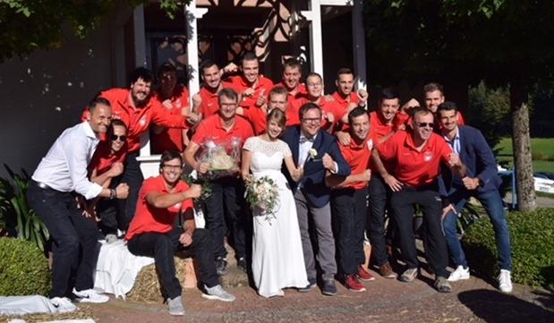 Hochzeit von Romina und Andy Behr