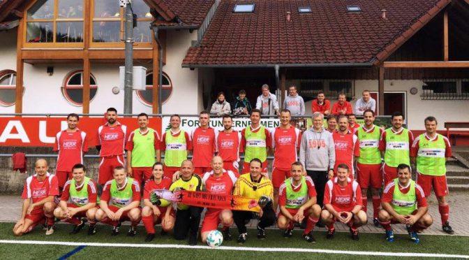 TuS Oppenau AH Oppenau schlägt TSV Berg mit 3 :1