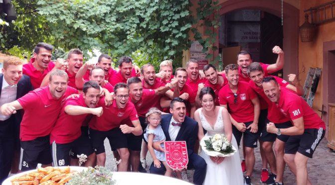 Hochzeit von Laura und Matthias