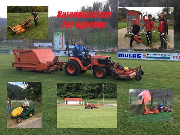 Rasenplatzteam_collage