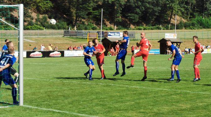 Oppenau dreht Pokalspiel gegen Würmersheim