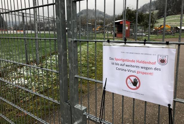 Sperrung_Haldenhof