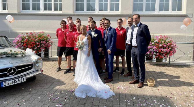Drei Hochzeiten an einem Tag