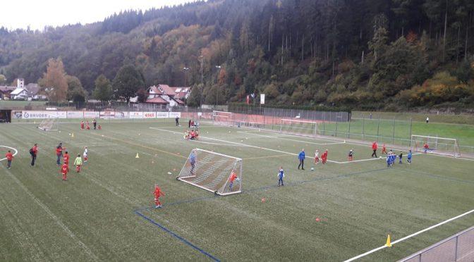 FairPlay Spieltag auf der Günter-Bimmerle-Sportstätte