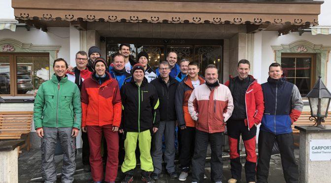 TuS Ski-Tour 2020 ins Zillertal
